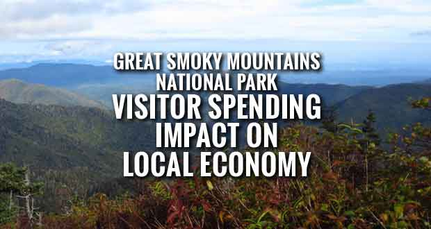Smoky Mountains Tourism Brings $806 Million, Supports 12,759 jobs