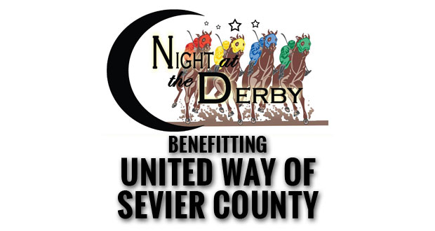 Night at the Derby to Benefit United Way of Sevier County