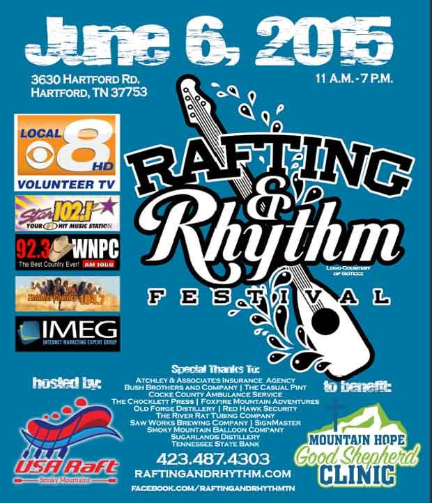 Rafting & Rhythm Festival