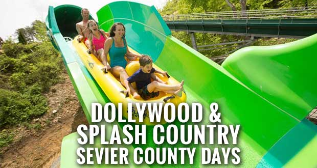 Spring 2015 Sevier County Days at Dollywood and Splash Country