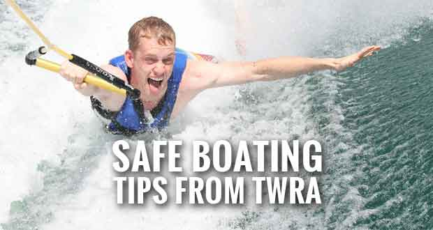 Tennessee Wildlife Resources Agency Urges Boating Safety