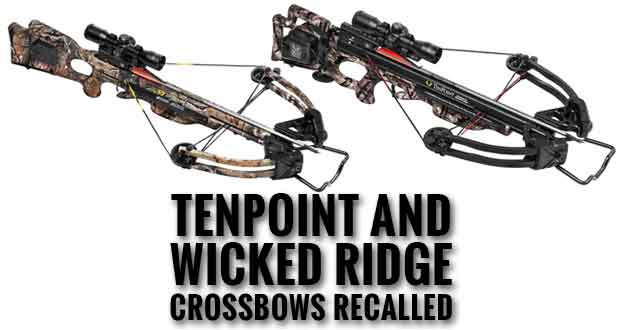 127,000 Crossbows Recalled, May Fire with Safety On