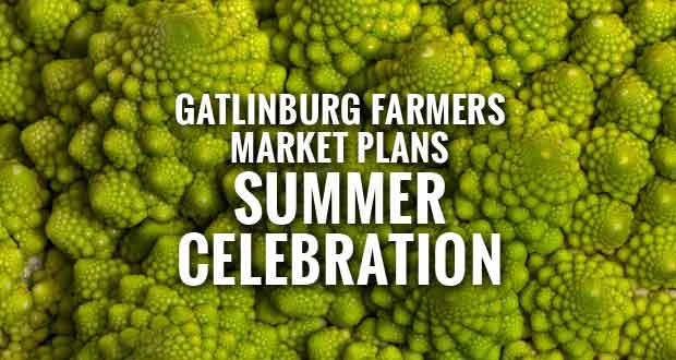 Health, Nutrition, and Sustainable Living Focus of Gatlinburg Farmers Market Event
