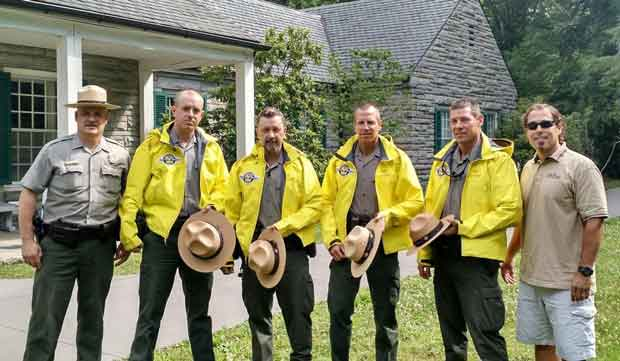 Great Smoky Mountains National Park Receives Donation for Search and Rescue Program