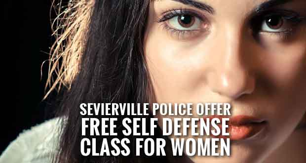 Sevierville Police Offer Free Rape Aggression Defense RAD Class