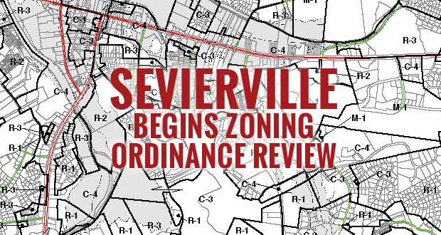 City of Sevierville and Consulting Company Seek Public Input on Sevierville Zoning Ordinance Review