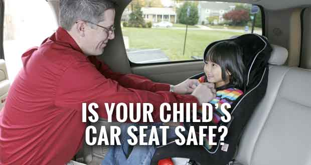 Sevierville Fire Department to Check Child Car Safety Seats for Proper Installation