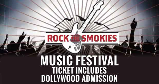 Dollywood adds Another Show to Rock the Smokies Christian Music Festival