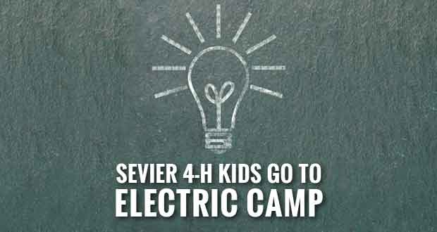 Sevier County 4-H Kids Attend Electric Camp at University of Tennessee