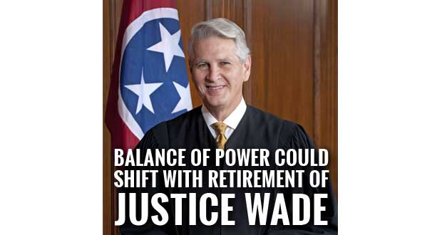 Supreme Court Justice Gary R. Wade Announces Retirement
