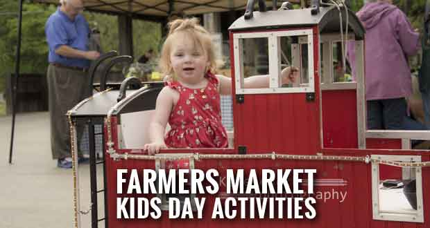 Back to School Kids Days Bash at the Gatlinburg Farmers Market