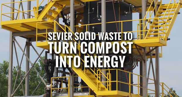 Sevier Solid Waste Building PHG Energy Biomass Gasification Plant with Clean Energy Tennessee Grant