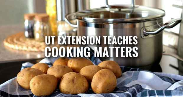 Cooking Matters Course Teaches Essential Meal Prep and Planning