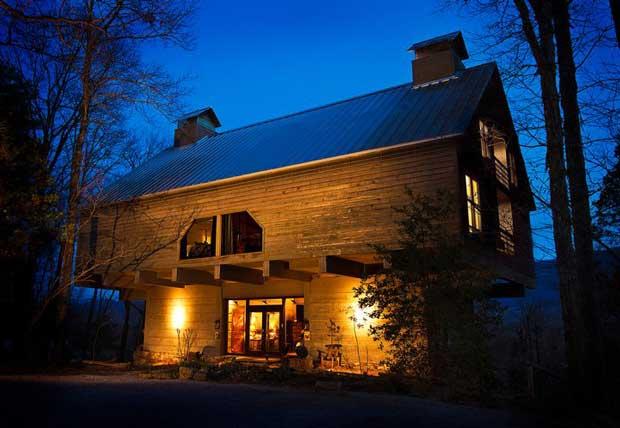 Fall Mountain Home Tour Richmont Inn