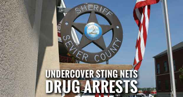 Task Force Launches Round Up of 100+ Drug Suspects Across Sevier County