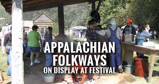 Celebrate Fall Harvest at Mountain Life Festival in the Smokies