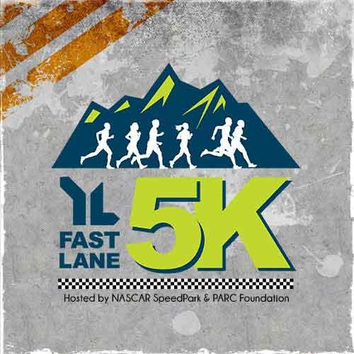 YL Fast Lane 5K logo