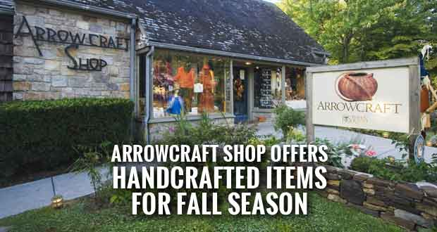 Unique Holiday Crafts and Décor Available at Arrowcraft Shop