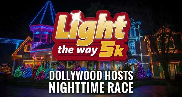 Light The Way 5k To Benefit Keep Sevier Beautiful & Share It Forward