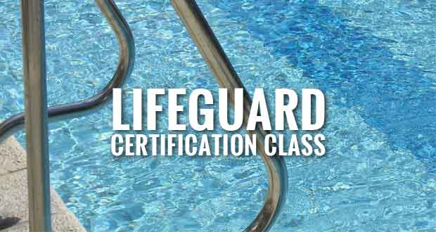Sevierville Offers Lifeguard Certification Class