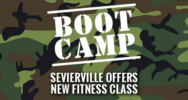 Sevierville Offers Outdoor Boot Camp Class