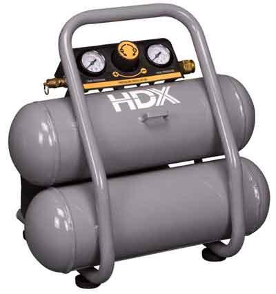 MAT Industries HDX™ and Powermate® Two-Gallon Air Compressors