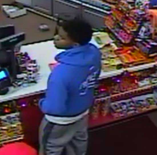 Deputies Search for Seymour Fastop Market Robbery Suspect
