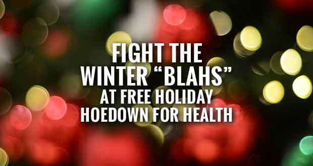 Sevier County Health Improvement Council hosts Holiday Hoedown for Health