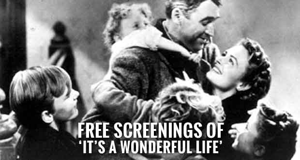 Home Federal Bank presents the Classic Film 'It's a Wonderful Life' at Tennessee Theatre
