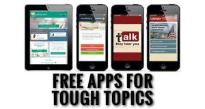 Free Apps for Families, Health Care Providers and Responders