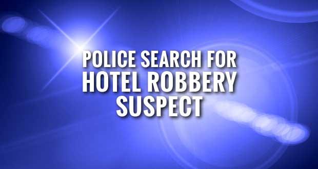 Kodak Hotel Clerk Robbed at Knifepoint