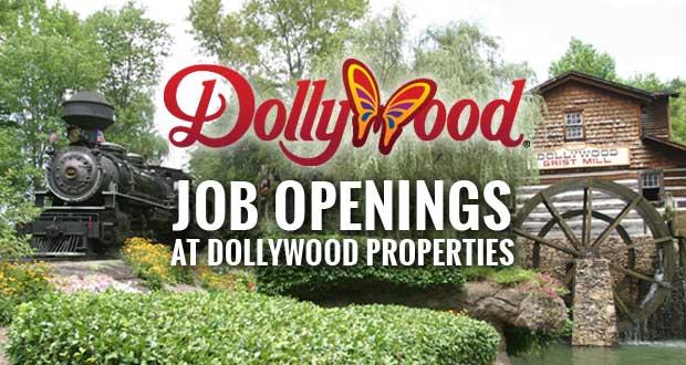 Dollywood Job Fair for 2016 Season
