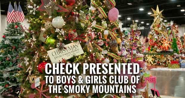 Gatlinburg Festival of Trees Fundraiser a Success for Boys & Girls Club