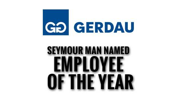 Gerdau names John Rauhuff Employee of the Year
