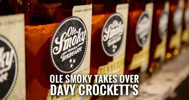 Gatlinburg Distillery Announces Ole Smoky Whiskey