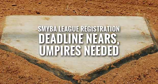 Smoky Mountain Youth Baseball and Softball Registration Open, Umpires Needed