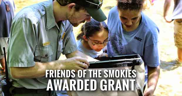 Grant Will Fund Smokies Parks As Classrooms Program