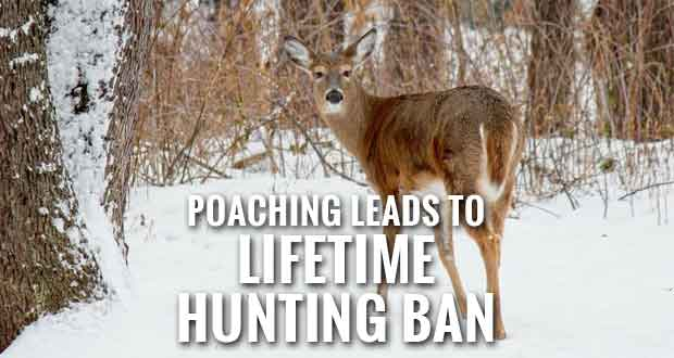 Two Tennessee Men Banned from Hunting in 44 States after Poaching