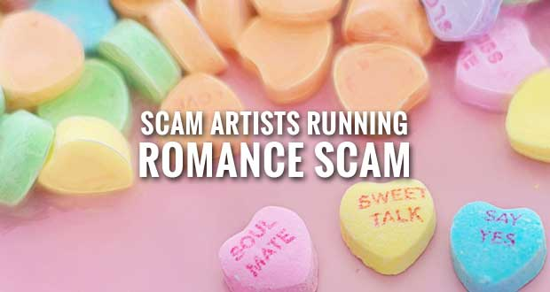 Don't let a romance scam break your heart this Valentine's Day