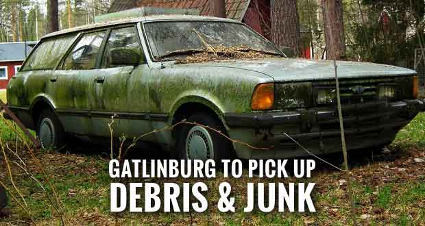Gatlinburg Urges Residents and Businesses to Clean Up during Sparkle Days