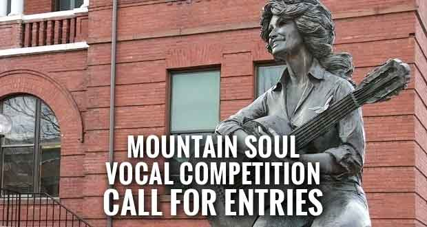 Mountain Soul Vocal Competition Honors Songwriting of Dolly Parton