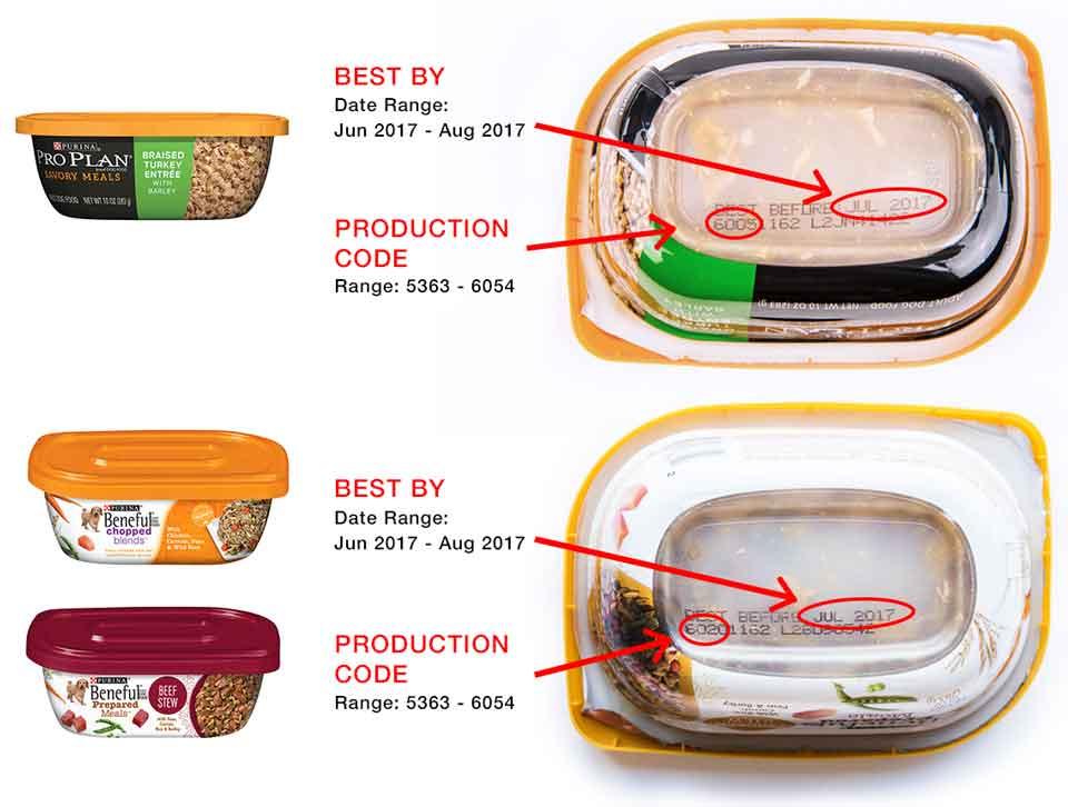 Nestle Dog Food Recall