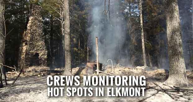 Fire Destroys Wonderland Hotel Annex at Elkmont in Smokies