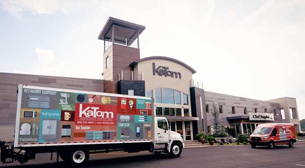 KaTom Restaurant Supply in Kodak, Tenn.