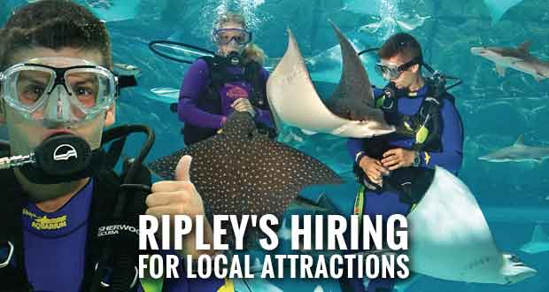 Ripley's Attractions Holding Job Fair in Sevierville