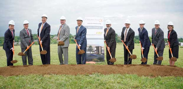 Engineering partnership brings private investment to Cherokee Farm Innovation Campus