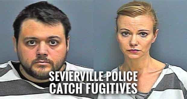 New York Fugitives Captured at Sevierville Hotel