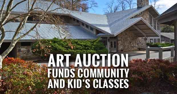 Shine, Wine & Dine Art Auction Raises $171k for Arrowmont Education Programs