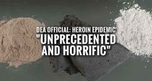 DEA Releases Report on Growing Heroin and Opioid Crisis in America