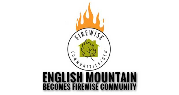 Sevierville's English Mountain Earns National Firewise Recognition